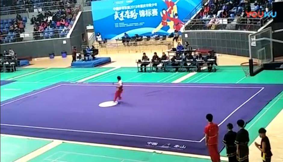 重庆武术套路锦标赛